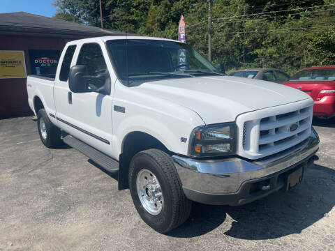 1999 Ford F-250 Super Duty for sale at Doctor Auto in Cecil PA