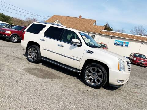 2007 Cadillac Escalade for sale at New Wave Auto of Vineland in Vineland NJ