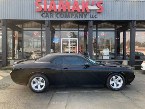2014 Dodge Challenger for sale at Siamak's Car Company llc in Salem OR