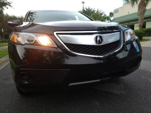 2014 Acura RDX for sale at Monaco Motor Group in Orlando FL