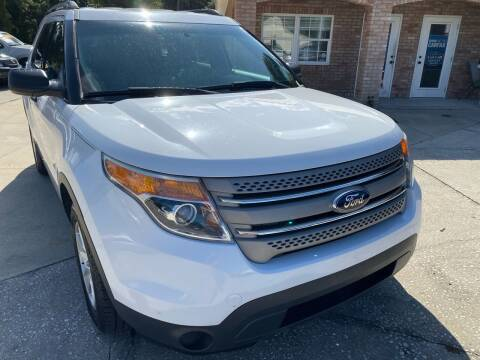 2014 Ford Explorer for sale at MITCHELL AUTO ACQUISITION INC. in Edgewater FL