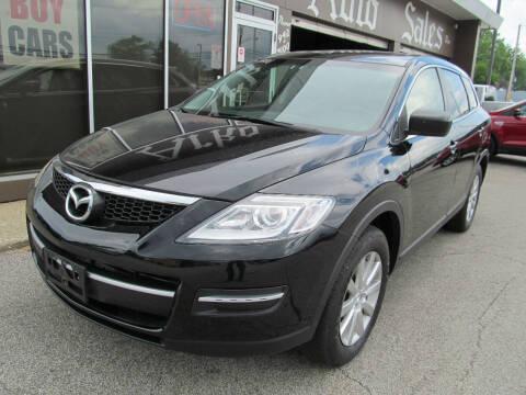2008 Mazda CX-9 for sale at Arko Auto Sales in Eastlake OH