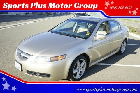 2006 Acura TL for sale at Sports Plus Motor Group LLC in Sunnyvale CA