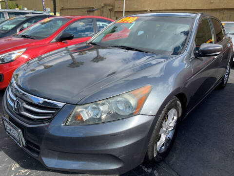 2011 Honda Accord for sale at CARZ in San Diego CA