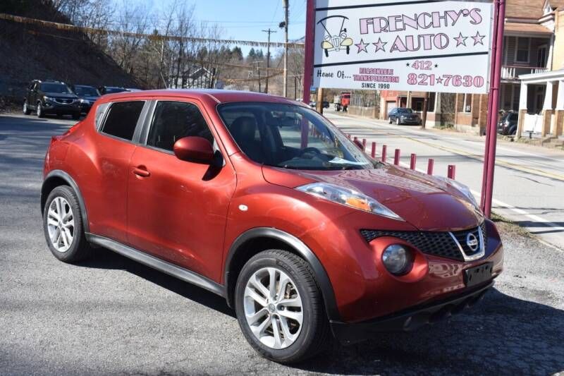 2011 Nissan JUKE for sale at Frenchy's Auto LLC. in Pittsburgh PA