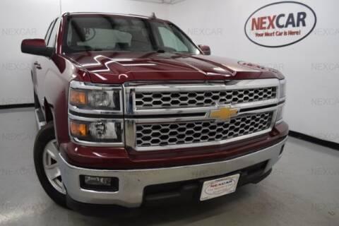 2015 Chevrolet Silverado 1500 for sale at Houston Auto Loan Center in Spring TX