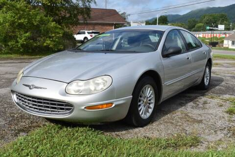 2001 Chrysler Concorde for sale at Gamble Motor Co in La Follette TN