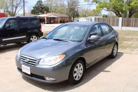2009 Hyundai Elantra for sale at KD Motors in Lubbock TX
