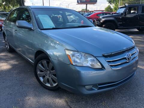 2007 Toyota Avalon for sale at Atlantic Auto Sales in Garner NC