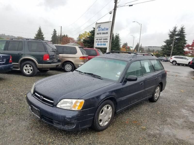 2001 Subaru Legacy for sale in Renton, WA