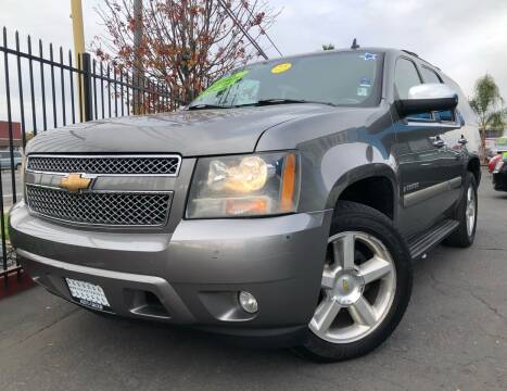 2007 Chevrolet Tahoe for sale at LUGO AUTO GROUP in Sacramento CA