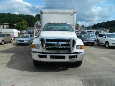 2012 Ford F-650 Super Duty for sale at S & S Motors in Marietta GA