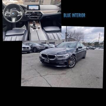 2018 BMW 5 Series for sale at EUROPEAN AUTO EXPO in Lodi NJ