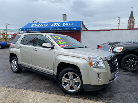 2015 GMC Terrain for sale at Gonzalez Auto Sales in Joliet IL