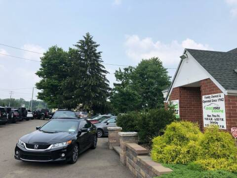 2013 Honda Accord for sale at Direct Sales & Leasing in Youngstown OH