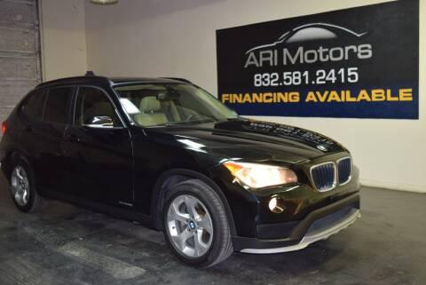 2015 BMW X1 for sale at ARI Motors in Houston TX