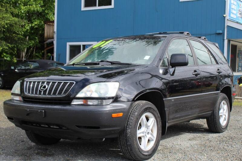 2001 Lexus RX 300 for sale in Puyallup, WA
