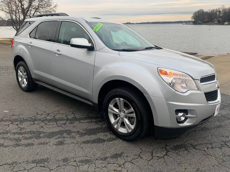 2013 Chevrolet Equinox for sale at Affordable Autos at the Lake in Denver NC