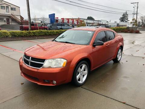 2008 Dodge Avenger for sale at South Tacoma Motors Inc in Tacoma WA