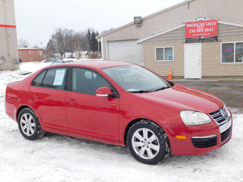 2007 Volkswagen Jetta for sale at Macrocar Sales Inc in Akron OH