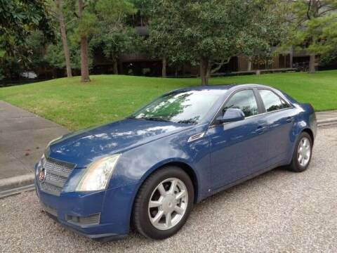 2009 Cadillac CTS for sale at Houston Auto Preowned in Houston TX