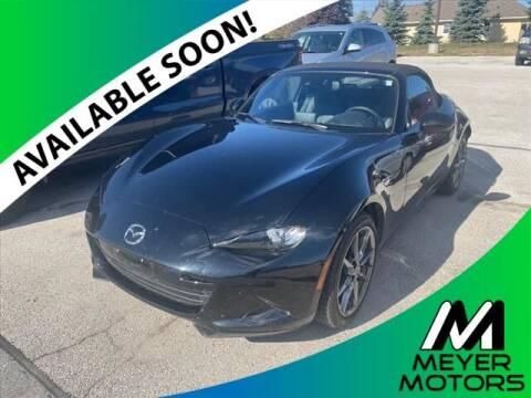2016 Mazda MX-5 Miata for sale at Meyer Motors in Plymouth WI