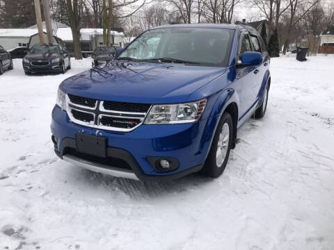 2015 Dodge Journey for sale at The Car Mart in Milford IN