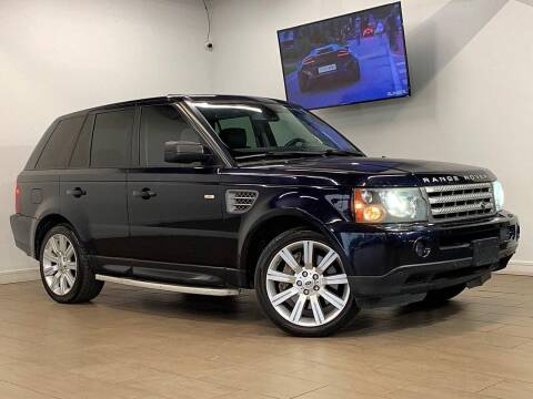 2009 Land Rover Range Rover Sport for sale at Texas Prime Motors in Houston TX