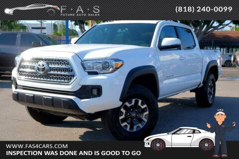 2016 Toyota Tacoma for sale at Best Car Buy in Glendale CA