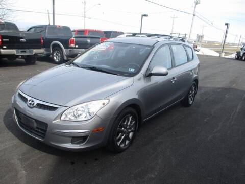 2012 Hyundai Elantra Touring for sale at FINAL DRIVE AUTO SALES INC in Shippensburg PA