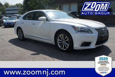 2016 Lexus LS 460 for sale at Zoom Auto Group in Parsippany NJ