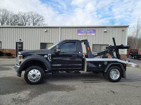 2019 Ford F-450 Super Duty for sale at GRS Auto Sales and GRS Recovery in Hampstead NH