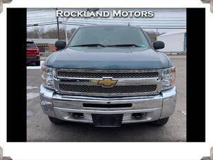 2013 Chevrolet Silverado 1500 for sale at Rockland Automall - Rockland Motors in West Nyack NY