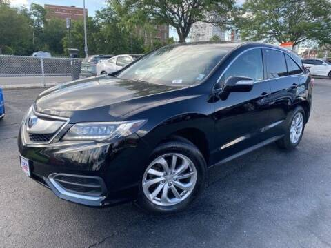 2016 Acura RDX for sale at Sonias Auto Sales in Worcester MA