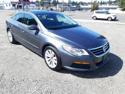 2011 Volkswagen CC for sale at South Tacoma Motors Inc in Tacoma WA