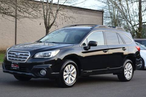 2016 Subaru Outback for sale at Beaverton Auto Wholesale LLC in Aloha OR