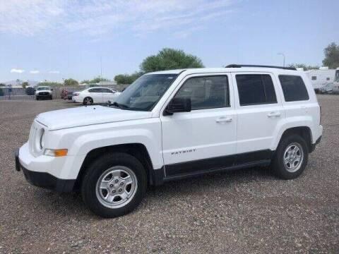 2014 Jeep Patriot for sale at MyAutoJack.com @ Auto House in Tempe AZ