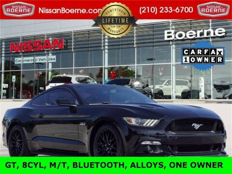2016 Ford Mustang for sale at Nissan of Boerne in Boerne TX