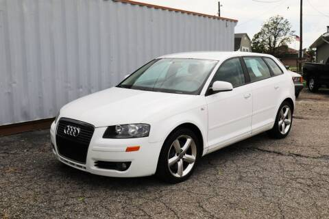 2008 Audi A3 for sale at Queen City Classics in West Chester OH