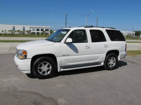 2003 GMC Yukon for sale at HUGH WILLIAMS AUTO SALES in Lakeland FL