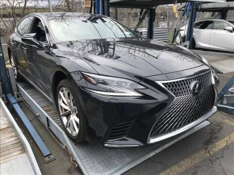 2018 Lexus LS 500 for sale at Advantage Auto Brokers in Hasbrouck Heights NJ