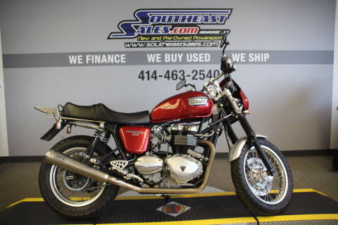 2004 Triumph Thruxton for sale at Southeast Sales Powersports in Milwaukee WI