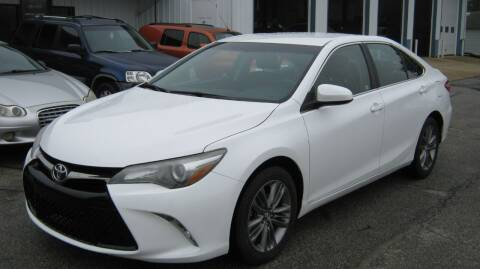 2016 Toyota Camry for sale at Affordable Automotive Center in Frankfort IN