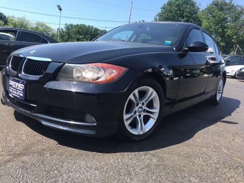 2008 BMW 3 Series for sale at Certified Auto Exchange in Keyport NJ