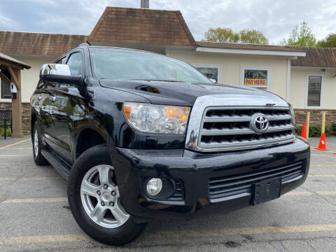 2008 Toyota Sequoia for sale at Hola Auto Sales Doraville in Doraville GA