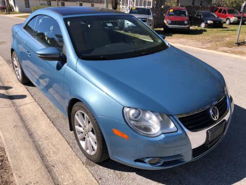 2009 Volkswagen Eos for sale at Castagna Auto Sales LLC in Saint Augustine FL