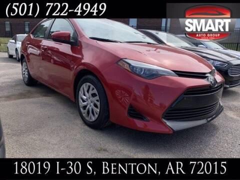 2018 Toyota Corolla for sale at Smart Auto Sales of Benton in Benton AR