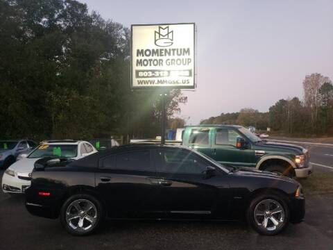 2013 Dodge Charger for sale at Momentum Motor Group in Lancaster SC