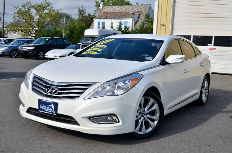 2014 Hyundai Azera for sale at Lighthouse Motors Inc. in Pleasantville NJ