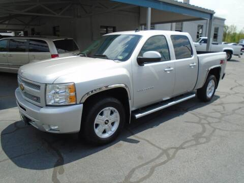 2010 Chevrolet Silverado 1500 for sale at PIEDMONT CUSTOM CONVERSIONS USED CARS in Danville VA